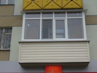 Изготовим балконы в новокузнецке - sindom в новокузнецке.